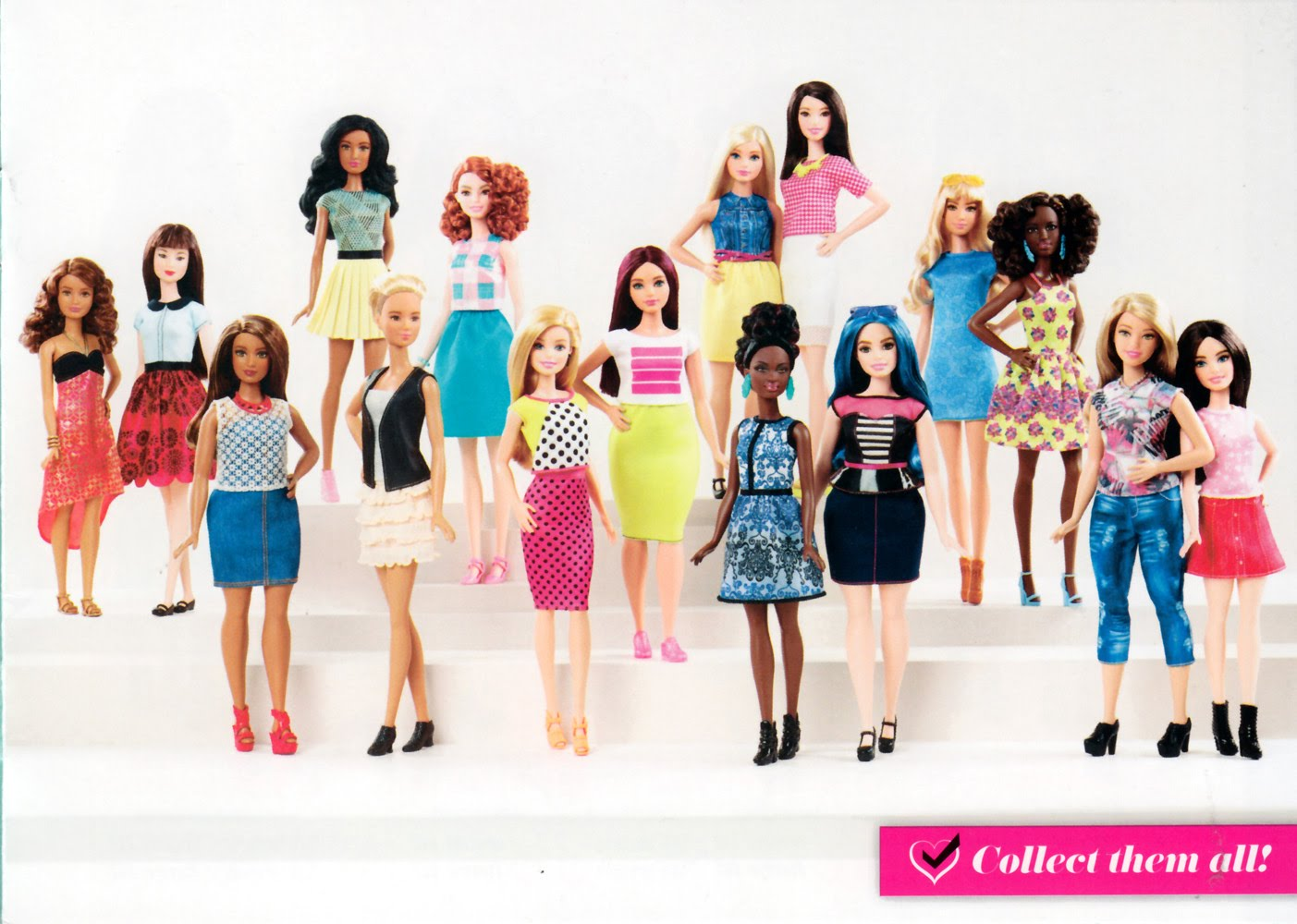 Barbie Fashionistas2