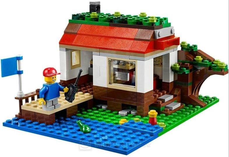 Lego creator treehouse byrnes online for House creator online
