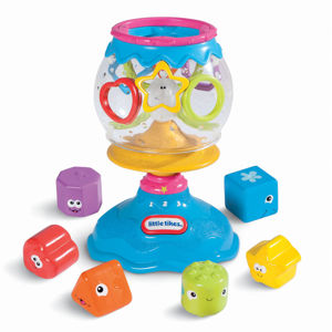 Little tikes discover sounds scatter shapes byrnes online for Fisher price fish bowl