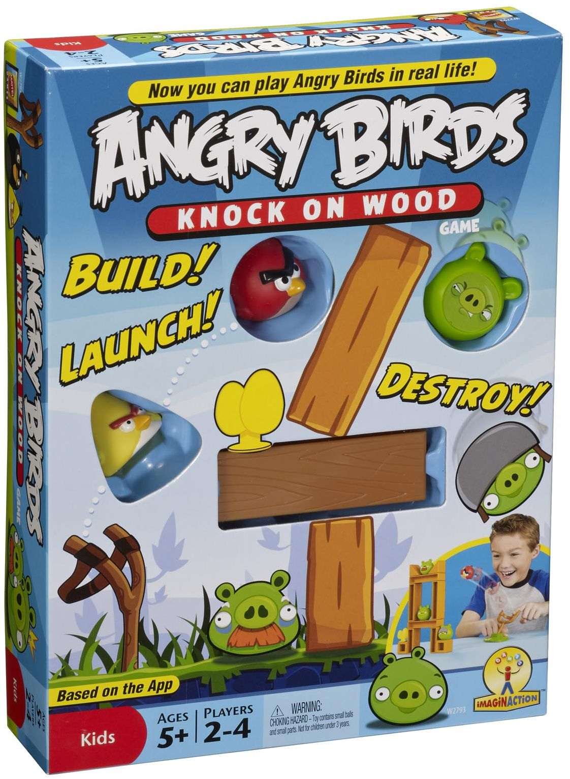 Angry Birds Toys : Angry birds knock on wood byrnes online