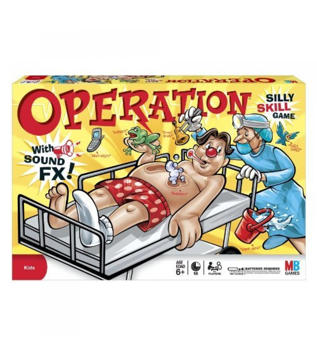 game operation online