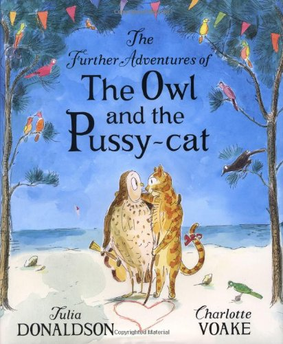 Image result for further adventures of the owl and the pussycat
