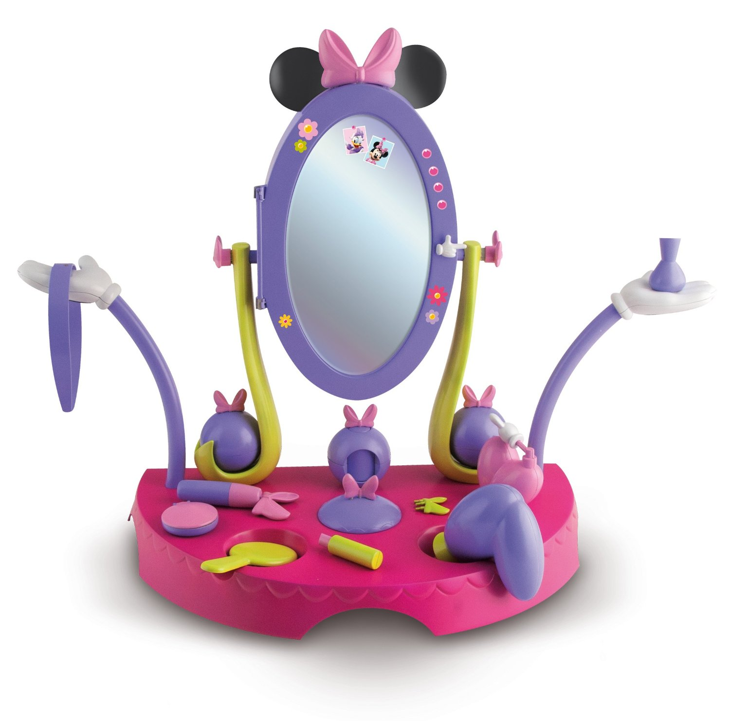 Minnie Mouse Bowtique Vanity Table Vanity Decorating Ideas