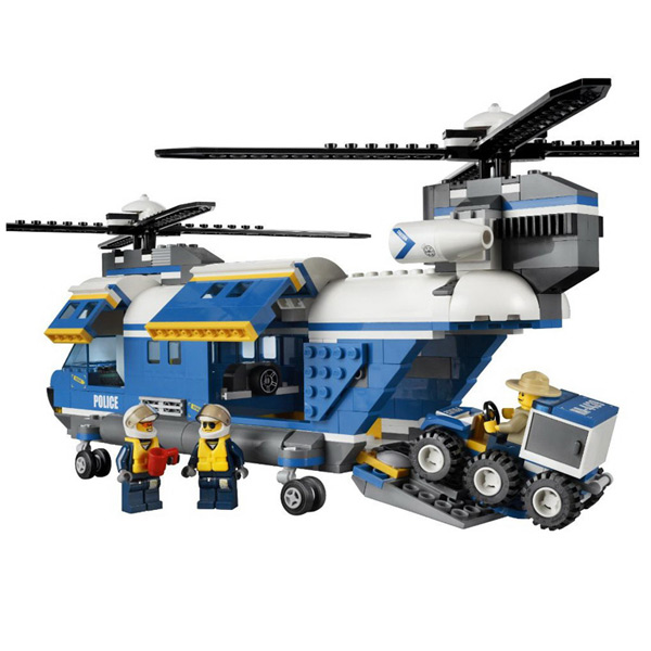 LEGO City Heavy Lift Helicopter - Byrnes Online
