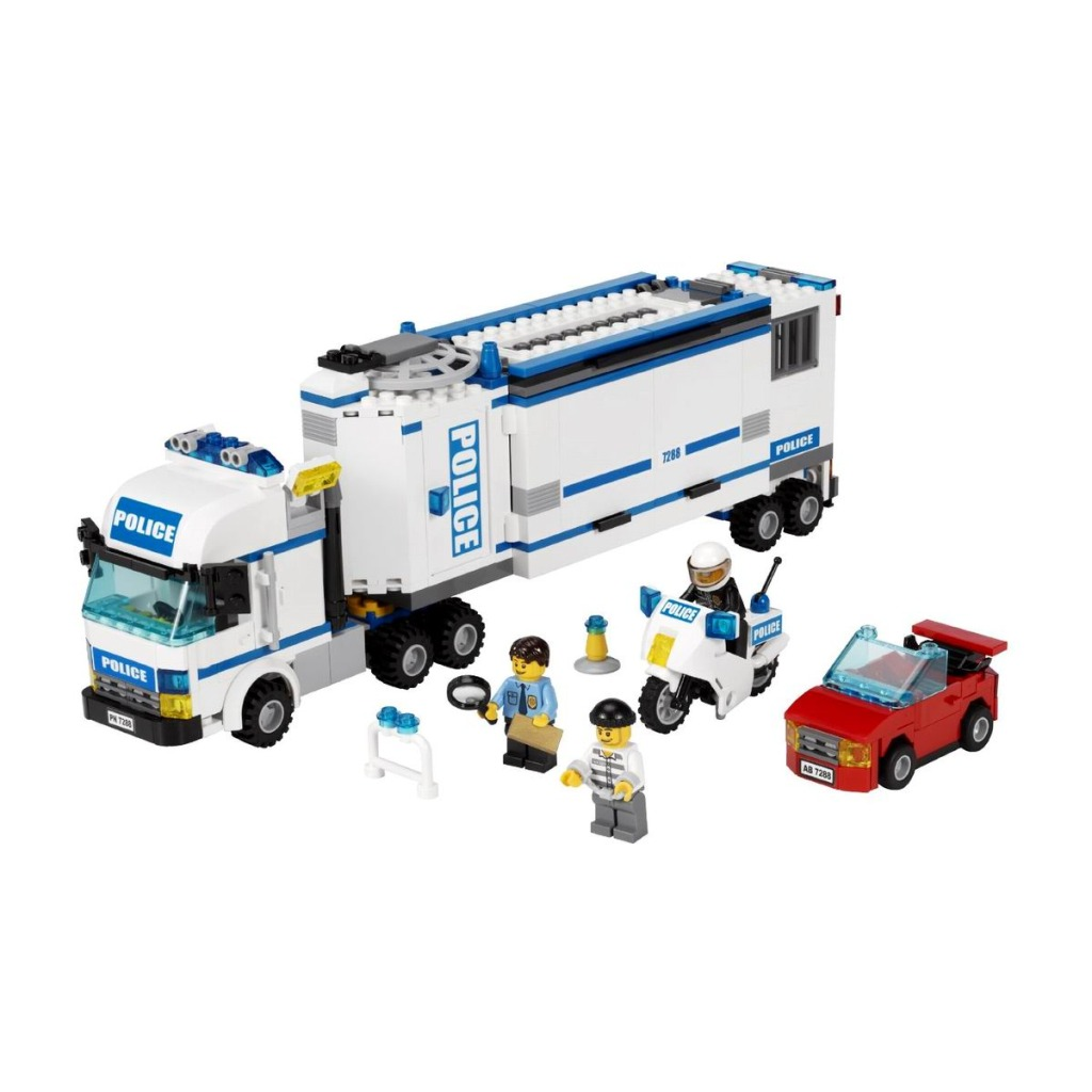 Lego City Mobile Police Unit Byrnes Online