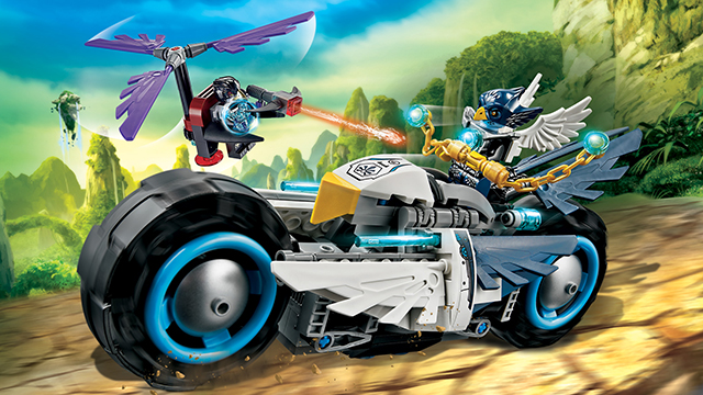 LEGO Chima Eglor's Twin Bike - Byrnes Online