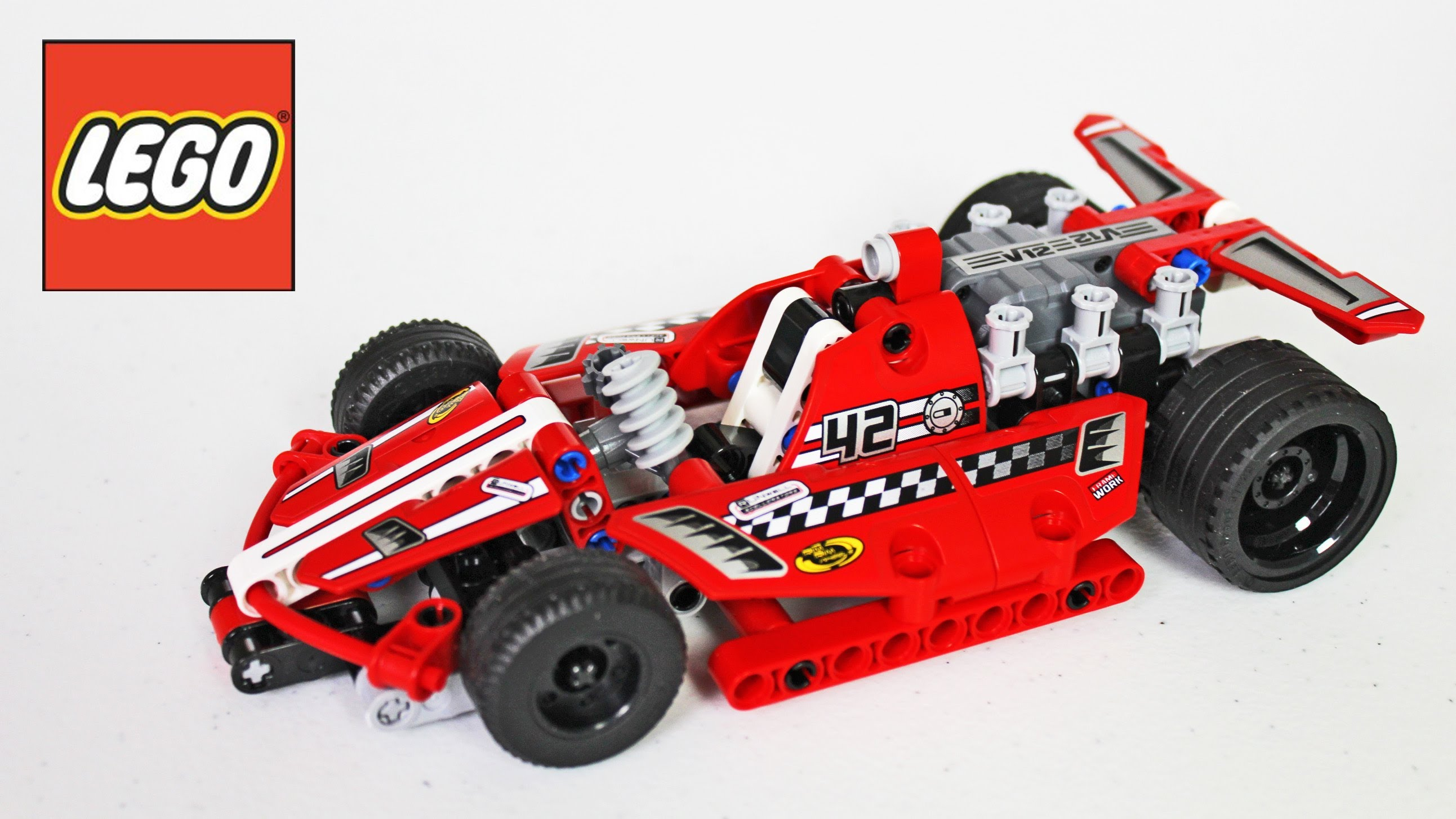 LEGO Technic Race Car Byrnes Online