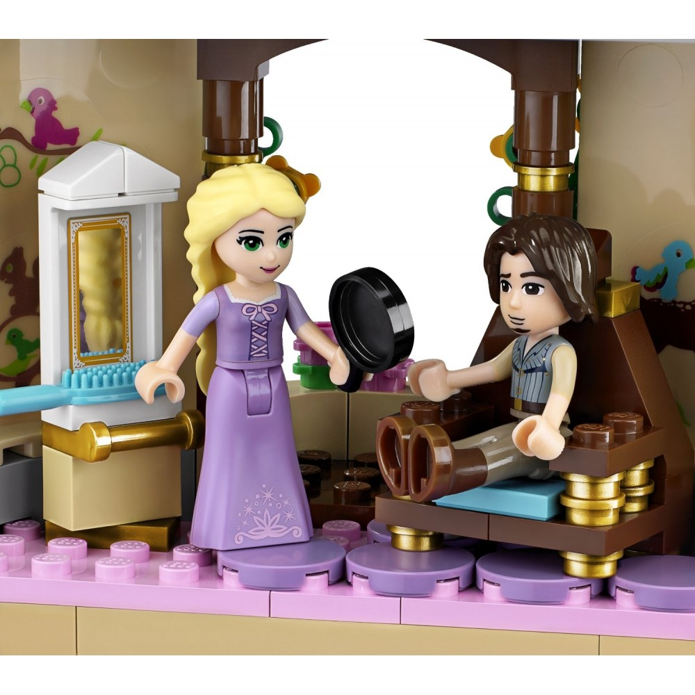 lego disney princess rapunzels creativity tower byrnes