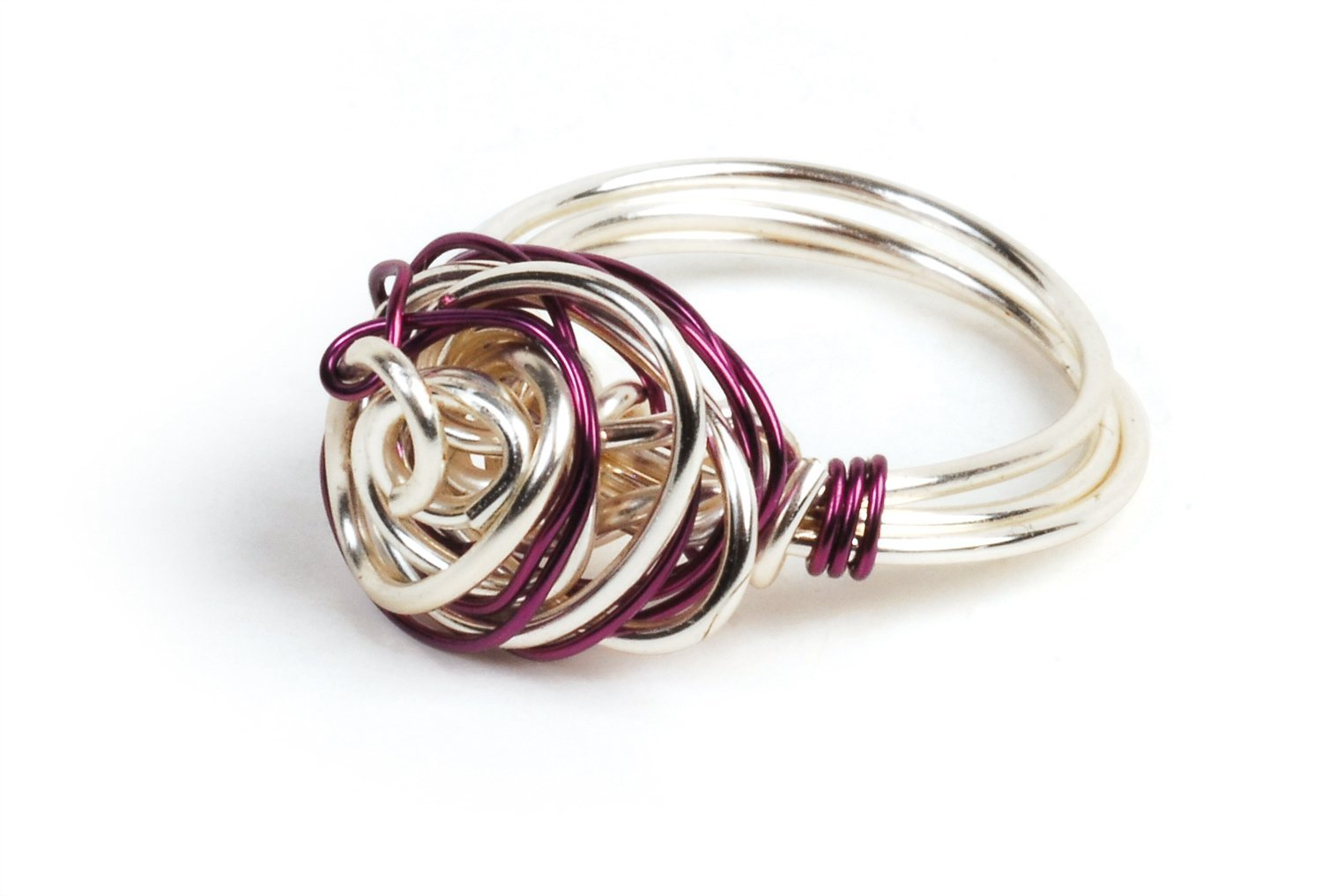 Amazing Wire Craft Rings Contemporary - Electrical System Block ...