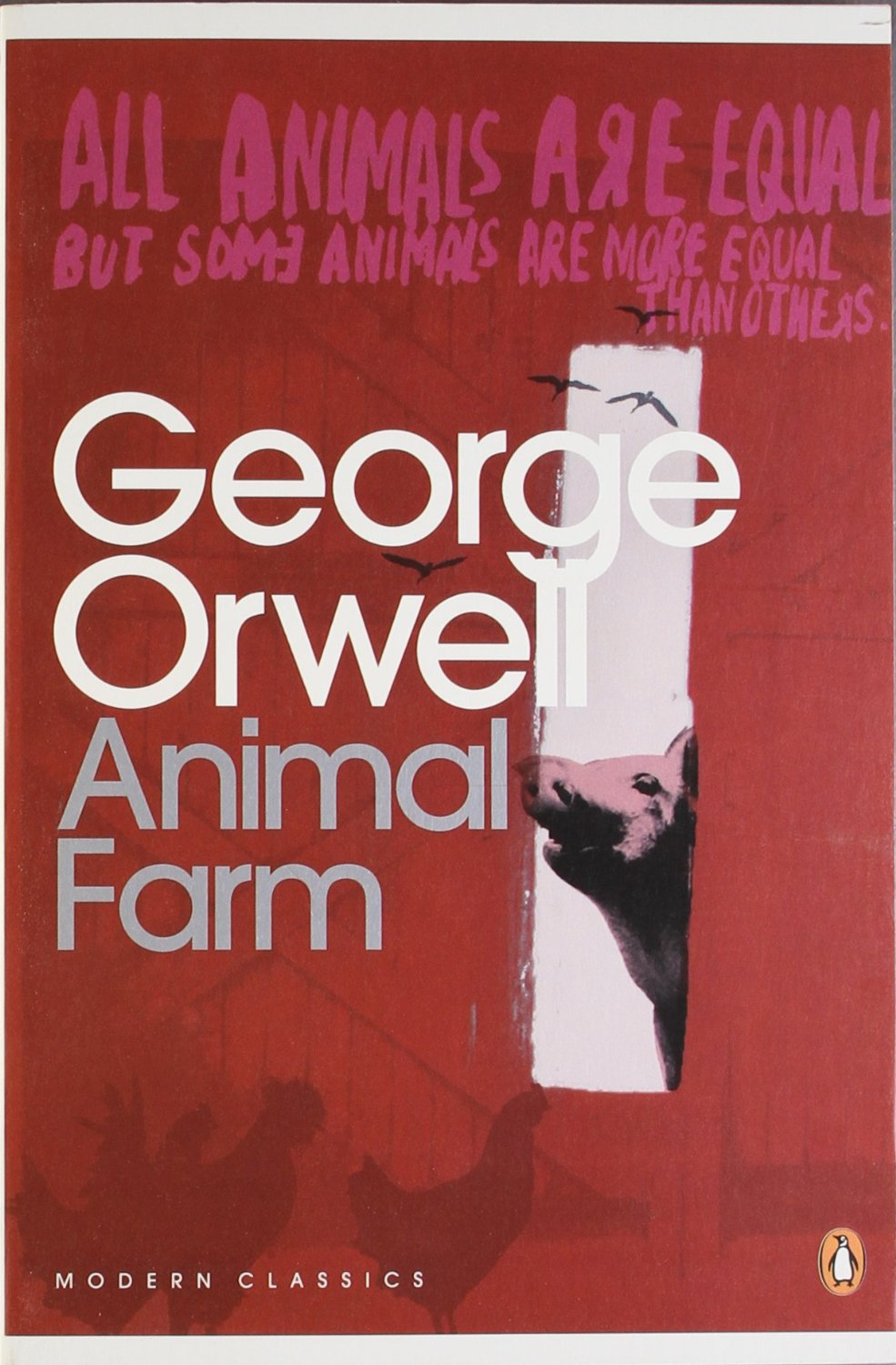 the pigs impact in utopia in animal farm a novel by george orwell Animal farm: utopia in the novel, animal farm, by george orwell old major's ideas of a and napoleon are the pigs that take over the farm and have conflict.