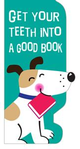 bookmark – get your teeth into