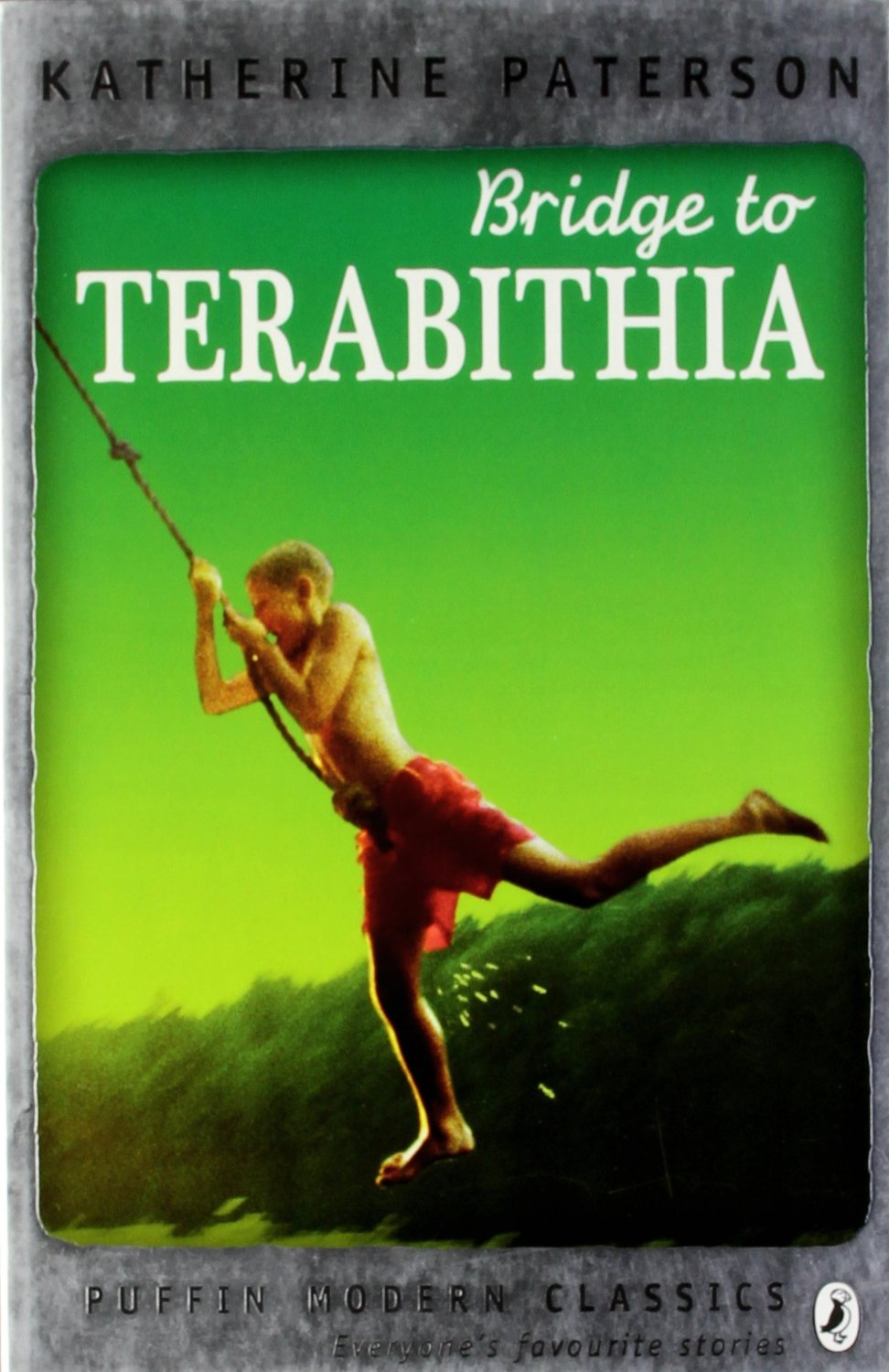 bridge to terabithia by katherine paterson essay 'bridge to terabithia' by katherine paterson is an award-winning story about friendship, growing up, and following your dreams in this lesson, you.