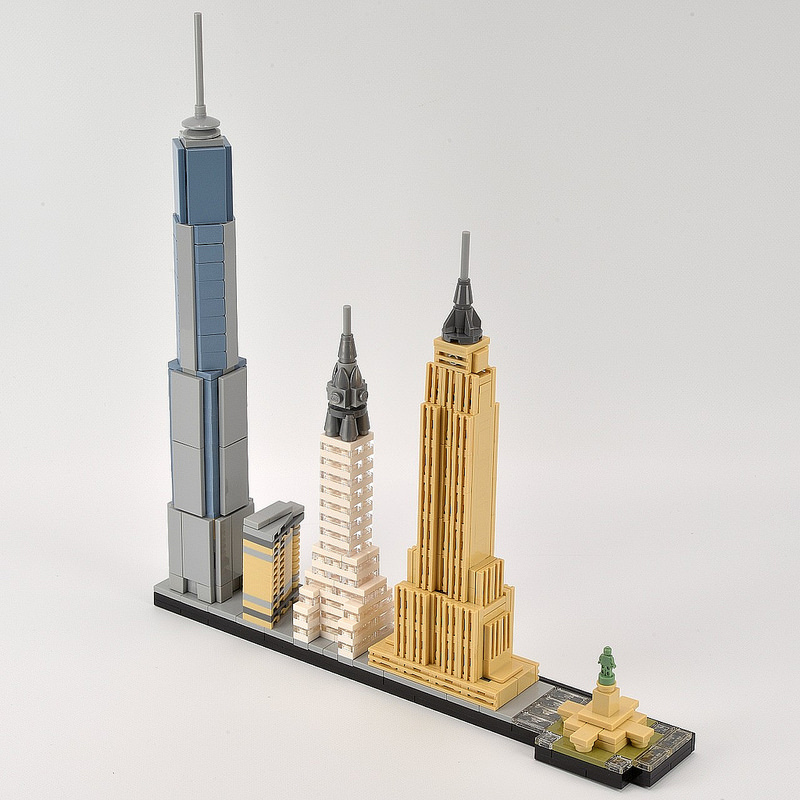 Lego architecture new york city byrnes online for Lego architecture new york