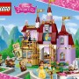 Lego Belles Enchanted Castle