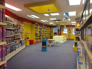 Our Byrnes Enniscorthy LEGO®DEPARTMENT!