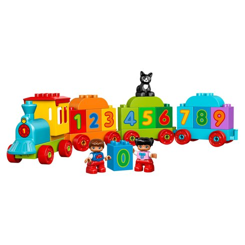 LEGO DUPLO Creative Play Number Train - Byrnes Online