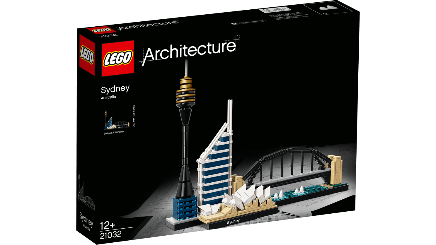 Lego architecture sydney byrnes online for Online architects