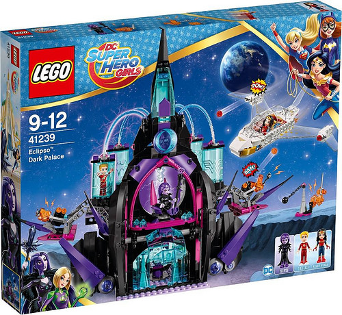 Lego Dc Superhero Girls Eclipso Dark Palace Byrnes Online
