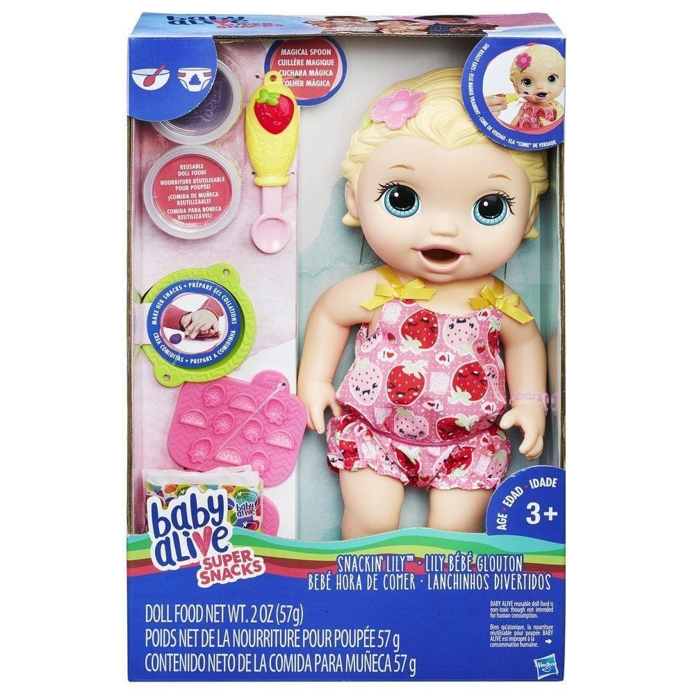 Baby Alive Snackin Lily Byrnes Online