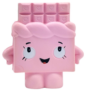 Squishies Pink Chocolate Bar