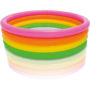 Intex 4 Ring Sunset Glow Pool 66