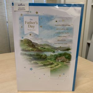 hallmark on fathers day card