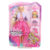 Barbie Princess Adventure Barbie Deluxe Doll With Puppy